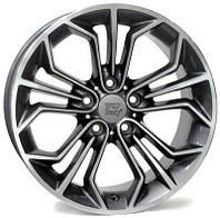 Литые диски WSP Italy BMW (W671) Venus X1 W8 R19 PCD5x120 ET30 DIA72.6 hyper anthracite