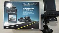 Авторегистратор Double Lens две камеры