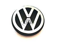 Эмблема Volkswagen T4 задняя на штифтах (d-105 мм, s (толщина)-20 мм) - Значок с логотипом Фольксваген Т4