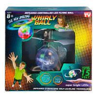 Летающий шар (мяч) Whirly Ball led