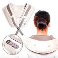 Массажер ударный Cervical Massage Shawls H0231