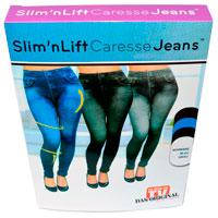 Джинсы легинсы Slim lift caresse jeans H0190