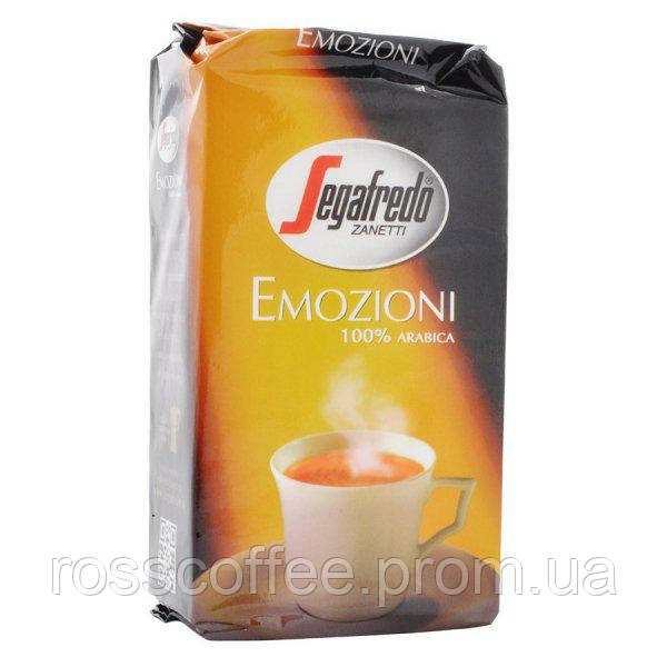Кофе молотый Segafredo Emozioni 250 г