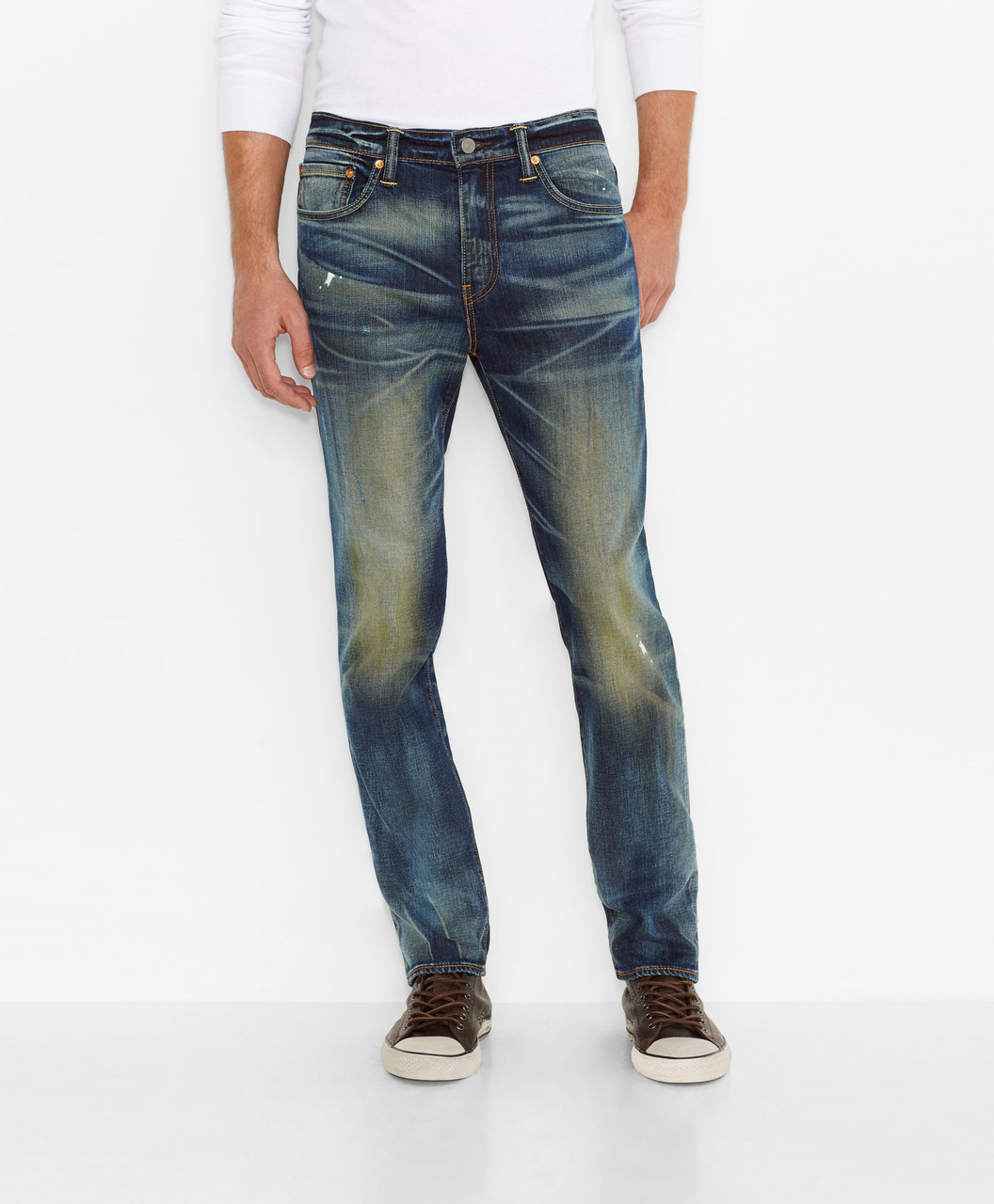 ab8149ea099 Мужские джинсы Levis 511™ Slim Fit Jeans (Wood Acre) - купить по ...