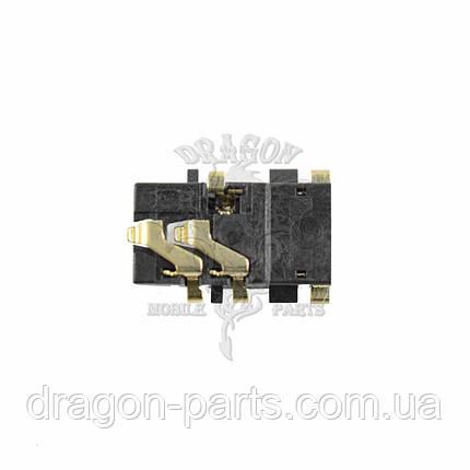Разъем коннектор гарнитуры Nomi corsa 3 c070012, оригинал, фото 2