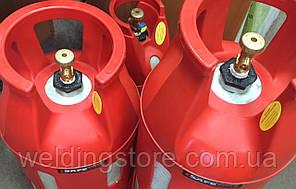 Композитний газовий балон SAFEGAS 35 літрів з безпечним вентилем