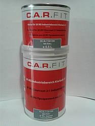 C. A. R. FIT 2К MS 2:1 Прозорий лак 1л+0,5 л (комплект)