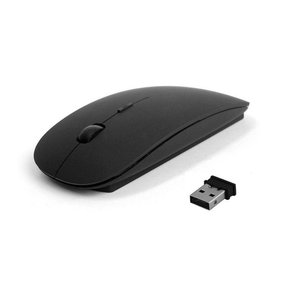 Беспроводная оптическая мышка мышь slim 2.4 GHz STAR WARS Black, фото 1