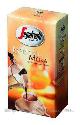 Кофе молотый Segafredo Espresso Moka 250 г, фото 2