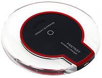 Qi передатчик беспроводная зарядка телефона Fantasy Wireless Charge K9 Black