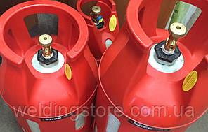 Композитний газовий балон SAFEGAS 47 літрів з безпечним вентилем