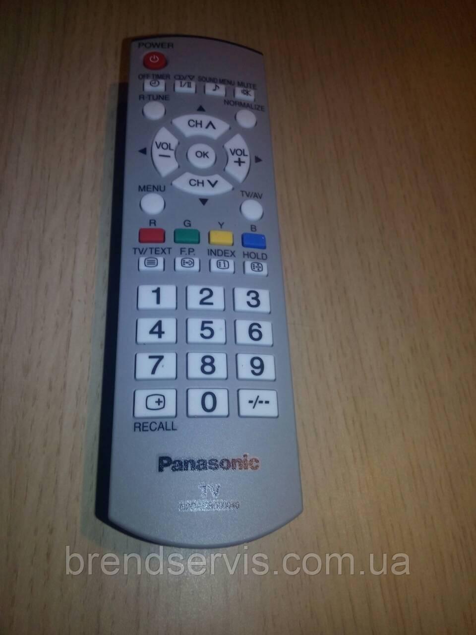 Пульт управления для телевизора Panasonic