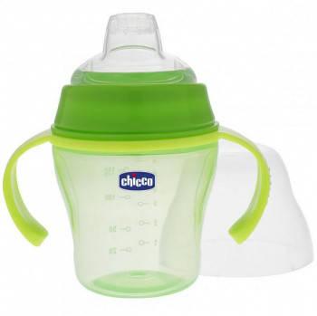 Чашка непроливайка с мягким носиком Chicco 06823.50  200ml, фото 2