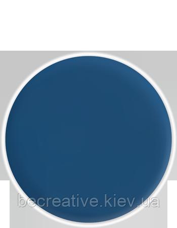 Синий аквагрим AQUACOLOR 4 мл (оттенок BLUE 10)