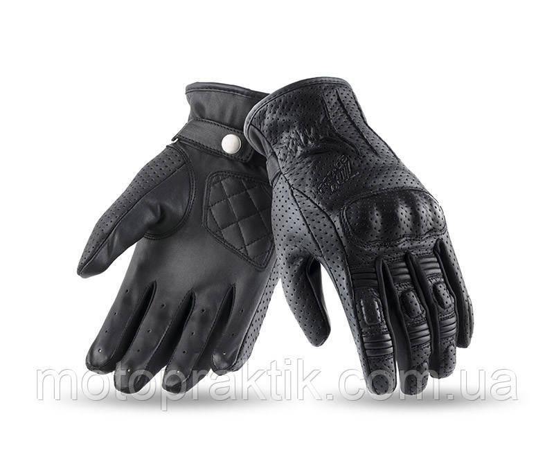 Seventy SD-C22 Summer Glove Urban Black Woman, XS Мотоперчатки літні жіночі