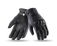 Seventy SD-C22 Summer Glove Urban Black Woman, XS Мотоперчатки літні жіночі, фото 1