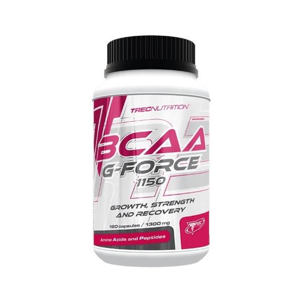 Аминокислота Bcaa G-force, 180 КАП