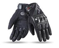 Seventy SD-N14 Summer Glove Naked Man Black/Grey, S Мотоперчатки літні, фото 1
