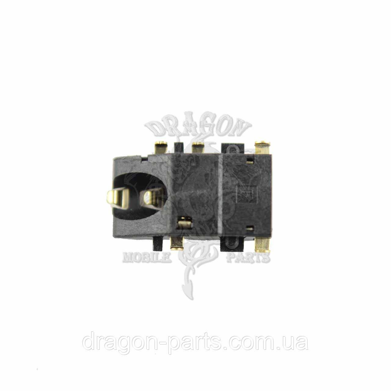Разъем коннектор гарнитуры Nomi Libra 3 C080012, оригинал