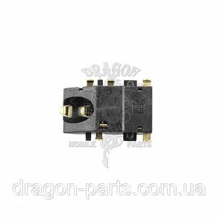 Разъем коннектор гарнитуры Nomi Libra 3 C080012, оригинал, фото 2