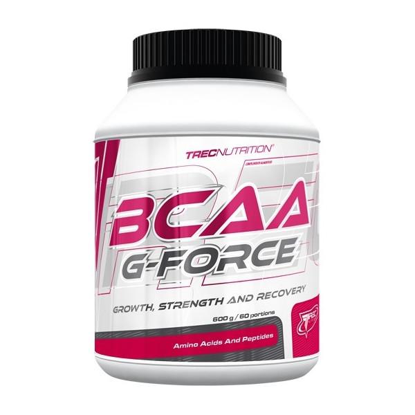 Аминокислота Bcaa G-force, 600Г