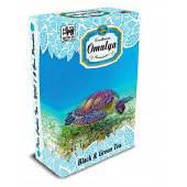 "Чай черный и зеленый Омалия "" Cheloniidae Turtle "" Earl Grey"