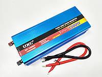Преобразователь с чистой синусоидой AC/DC 12v 1500W