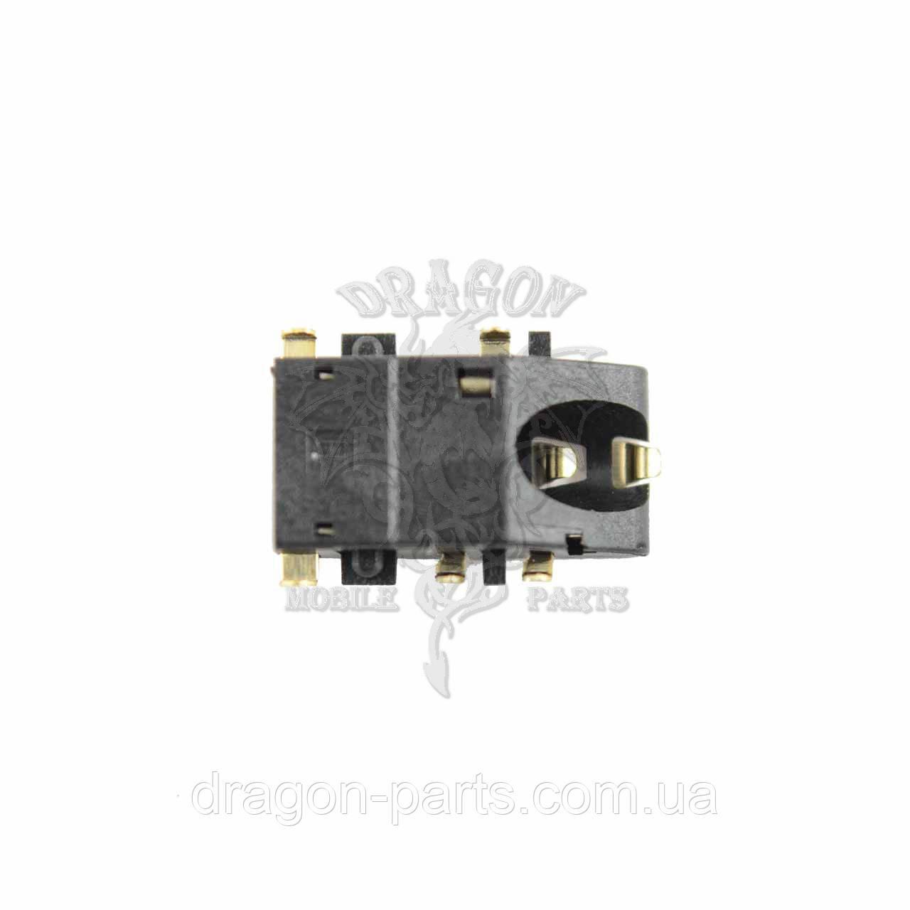 Коннектор роз'єм гарнітури Nomi Ultra 3 LTE C101030, оригінал
