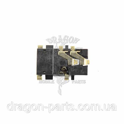 Коннектор роз'єм гарнітури Nomi Ultra 3 LTE C101030, оригінал, фото 2