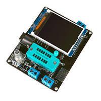 Тестер полупроводников ESR RLC частотомер генератор сигналов GM328A