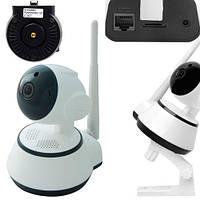 IP Wi-Fi камера видеонаблюдения COLARIX SIMARA 009C, поворотная PTZ 1Мп