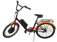Электровелосипед АИСТ SMART24-XF48-900 48В 500Вт литиевая батарея 10,4Ач