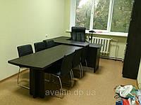 Кабинет руководителя с современным дизайном из ДСП., фото 1