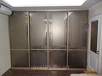 Встроенный шкаф купе системы пол-потолок