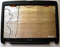 316 Крышка Toshiba Satellite M40X + рамка - K000018850