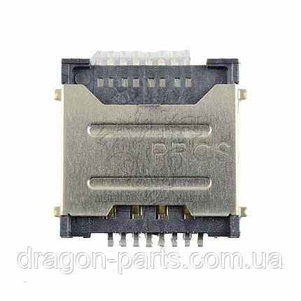 Разъем сим карты (коннектор) Nomi Corsa 3 LTE C070030, оригинал, фото 2