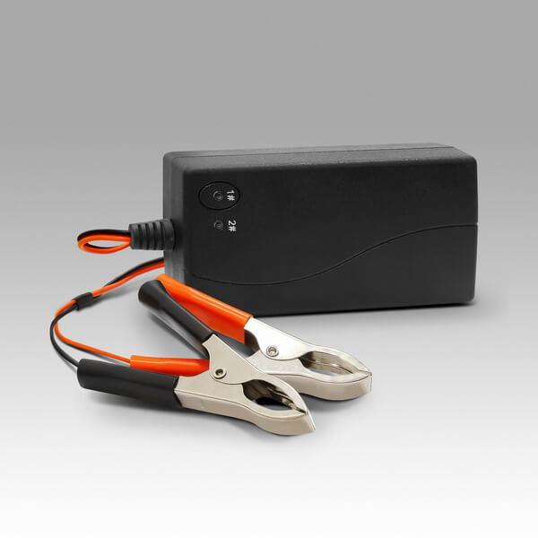Зарядний пристрій для свинцевих акумуляторів MastAK MT02D-2420 24V 2Ah (3 етапи)