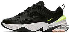 Мужские кроссовки Nike M2K Tekno 'Black/Volt'