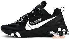 Женские кроссовки Nike React Element 87 X Undercover Black
