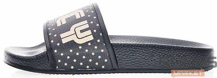Мужские тапочки Gucci Guccy Slide 5199829QR10, фото 2