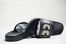 Мужские тапочки Gucci Guccy Slide 5199829QR10, фото 3
