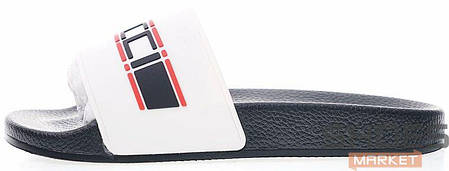 Мужские тапочки Gucci Slide Gucci Band 522884/JC200 - 9572, фото 2