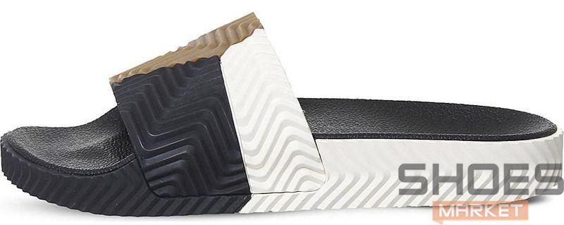 Мужские тапочки Adidas Originals by Alexander Wang AC7408, Адидас Александер Ванг