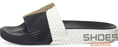 Мужские тапочки Adidas Originals by Alexander Wang AC7408, Адидас Александер Ванг, фото 2