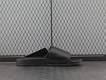 Женские тапочки Adidas Y-3 Adilette Core Black / Ftwr White / Core Black AC7525 , Адидас У-3, фото 3
