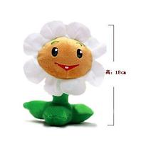 Мягкая плюшевая игрушка Растения против зомби Цветок из игры Plants vs Zombies