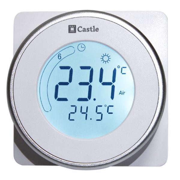 Сенсорный программируемый терморегулятор Castle Ring