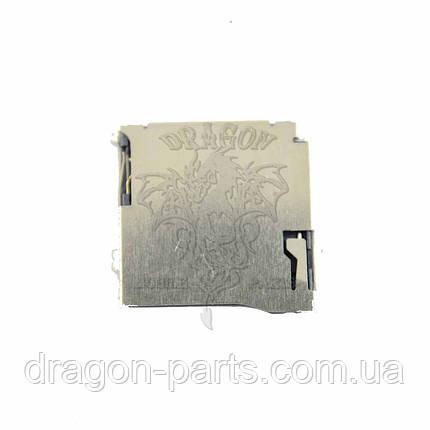 Разъем карты памяти (коннектор) Nomi Corsa 3 C070012, оригинал, фото 2