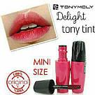 TONY MOLY Тинт для губ Миниатюра Delight Tony Tint 8g #2 Красный, фото 3