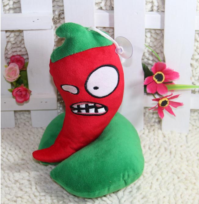 Перчик Оригінальна плюшева іграшка Рослини проти зомбі з гри Plants vs Zombies